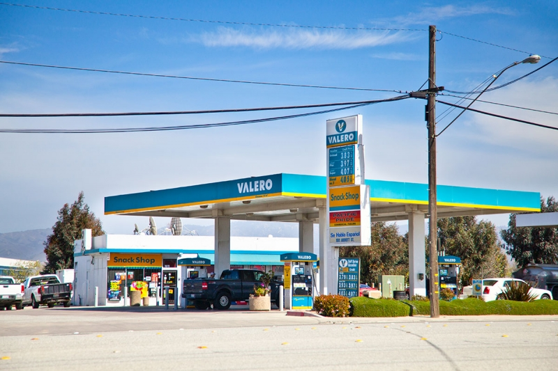 Abbott Valero gas