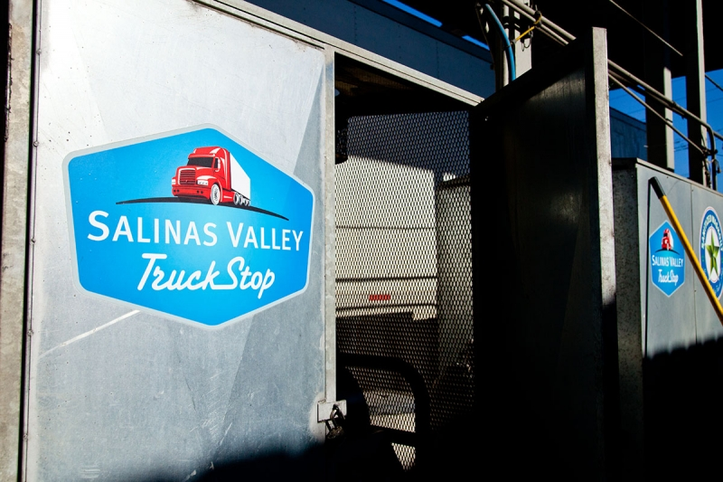 Salinas Valley Truck Stop Washout